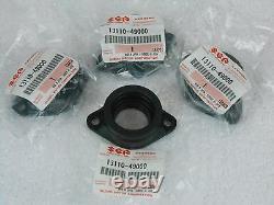 13110-49000 Suzuki Intake Pipe Mainfold Boot Set (4) Gs750 Gs 750 Ts185 Gs1000