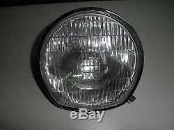 1969 1975 Suzuki Ts125 Ts185 Ts250 Headlamp Assy 35127-20610 35121-20611 Oem