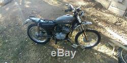 1970 Suzuki TS90 parting out whole motorcycle