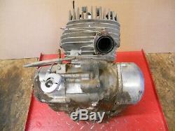 1970 Suzuki Ts250 Engine (turns Freely, 120psi) #2129
