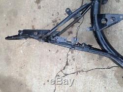 1971 suzuki ts 50 ts50 gaucho frame swingarm