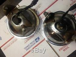 1971 suzuki ts 50 ts50 gaucho headlight bracket t500 ts250 ts125 titan