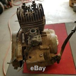 1972 SUZUKI RV125 TS125 Engine