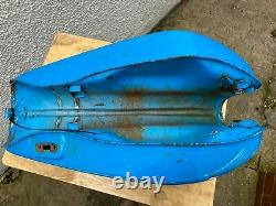 1972 SUZUKI TS250 j SAVAGE TS-250 Fuel Gas Tank Original Paint