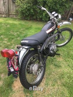 1972 Suzuki Ts 185 J