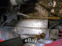 1972 Suzuki Ts250 Engine (froze Up, For Parts) #1127