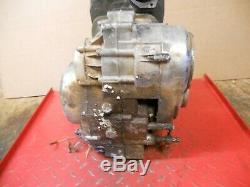 1972 Suzuki Ts250 Engine (turns, 130psi, Unknown Condition) #2117