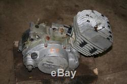 1973 Suzuki TS 125 Engine Motor OEM 73 B