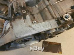 1973 Suzuki Ts185 ts 185 Sierra Genuine Engine Motor Crankcase Crank Cases OEM