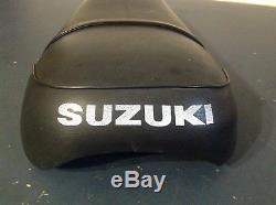1974 74 73 Suzuki TS185 TS 185 Sierra seat complete pan foam nice OEM