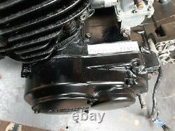 1974 Suzuki TS250 complete engine, carb, CDI & kickstart running Savage trail