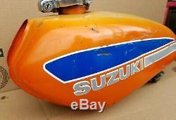 1974 Suzuki TS400 TS 400 Apache Gas Tank