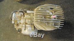 1975 Suzuki Ts250 Savage Engine Gearbox Cylinder Magneto Ts2503-90612 Ury