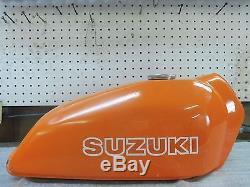 1977-79 Suzuki TS185 TS-185 TS 185 Savage Gas Fuel Petrol Tank WK6 +