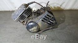 1978 Suzuki TS 125 C Engine
