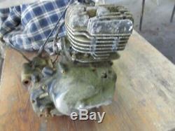 1978 Suzuki TS100 Engine for Complete Overhaul