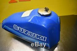 1980 1981 Suzuki Ts125 Er Fuel, Gas Tank TS 125 80 81 12oy