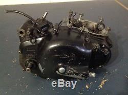 1980 80 Suzuki DS100 DS 100 TS bottom end motor engine gears OEM 78 79 81