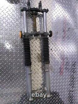 1980 Suzuki TS125 Enduro  front forks suspension