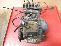 1980 Suzuki Ts100 Engine (turns Freely, 120psi) #2131