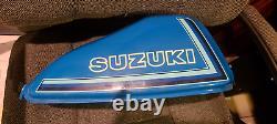1980 Suzuki Ts185 Fuel/gas Tank 44110-48500-13l