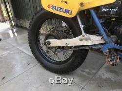 1984 Suzuki Ts 125 Project