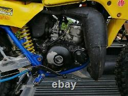 1988 Suzuki ts125x r spares repair project mx enduro