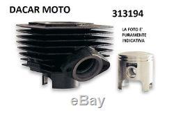 313194 GRUPPO TERMICO MALOSSI CILINDRO SUZUKI TS ER 21 XAP (automatico) 50 2T