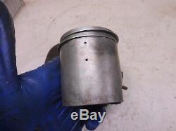 70's SUZUKI TS100 HONCHO RM100 ENGINE YM337 cylinder jug bore w piston