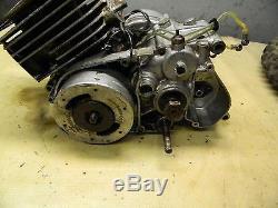 71 TS125 TS 125 Suzuki engine motor
