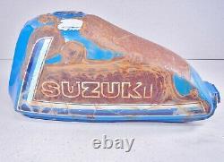 72 Suzuki TS185 Sierra TS 185 TS185J Gas Fuel Petrol Tank
