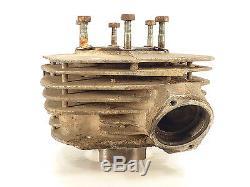 72 Suzuki TS250 Engine Cylinder 70mm -nice Shape- Standard Bore