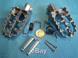 Aftermarket Foot Peg Set Suzuki 1971-1977 TC 100 125 185 TM 75 TS 100 250 400