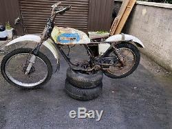 Classic Suzuki TS 185 Project