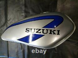 Fuel tank TS250 Suzuki TS250m petrol tank 1973 1974 1975 1976 etc