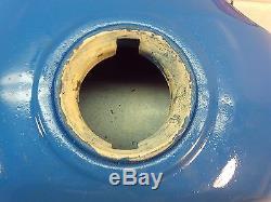 GAS TANK! 77 suzuki ts250 ts 250 ts185 fuel gasoline petcock valve stock oem