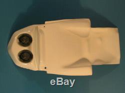 Gimbel Heck Innenverkleidung SUZUKI GSX-R 600 // 01-03 Fz-Typ WVBG // aus GfK