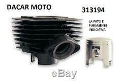 Groupe Thermique MALOSSI Cylindre Suzuki Ts Er 21 Xap (Automatique) 50 2T 313194