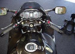 Helibars Tracstar Riser Handlbebars Suzuki Gsx1300r Hayabusa 08-13 Ts03000