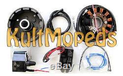 Lichtmaschine kontaktlose Zündung 12V 100W DC Suzuki RV AP GT TS 50 80 125