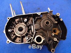 Motorgehäuse SUZUKI TS 80 ER, crankcase S17/121