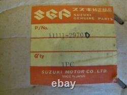 NOS 1970's Suzuki TS185 Hop-Up Cylinder Head 175cc NEW Hop-Down TS 185 AHRMA