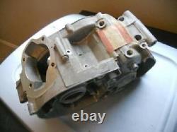NOS 1971 1974 Suzuki TS185 Sierra Crank Case Crankcase Set 11302-29802
