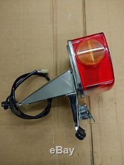 NOS GENUINE SUZUKI REAR LIGHT UNIT TS250 TS185 TS100 TS125 May fit others