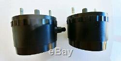 NOS OEM Suzuki 72-77 TS400 Speedometer Tachometer TS-400 34101-32611/34200-32600