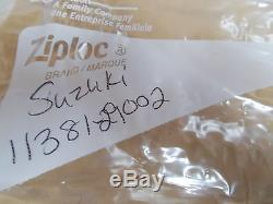 NOS OEM Suzuki Magneto Inspection Cap 1971-1976 TS185 11381-29002