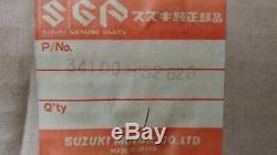 NOS OEM Suzuki TS400 Speedometer Tachometer TS-400 1972 1977 Rare 34100-32620