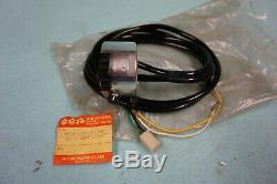 NOS Suzuki Left Handlebar Switch, TC125 TS125 TS185 TS250