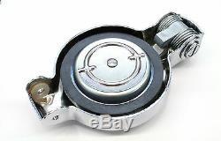New OEM Suzuki Locking Gas Fuel Cap TC TS GT GT380 TS400 GT500 GT550 GT750 GT250