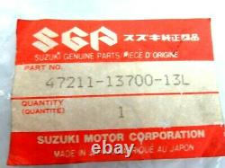 Nos Genuine Suzuki TS50 TS 50 COVER, FRAME LH 47211-13700-13L